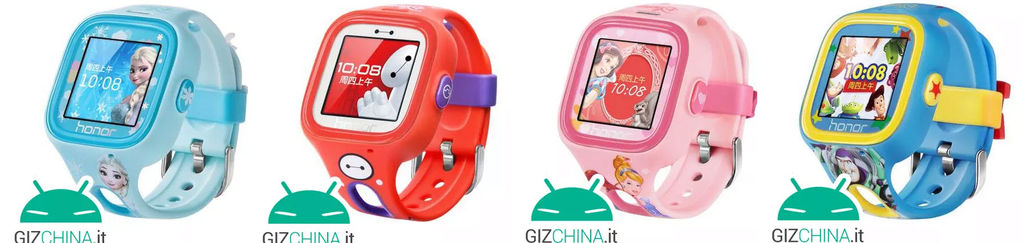 smartwatch para niños Honor k-way