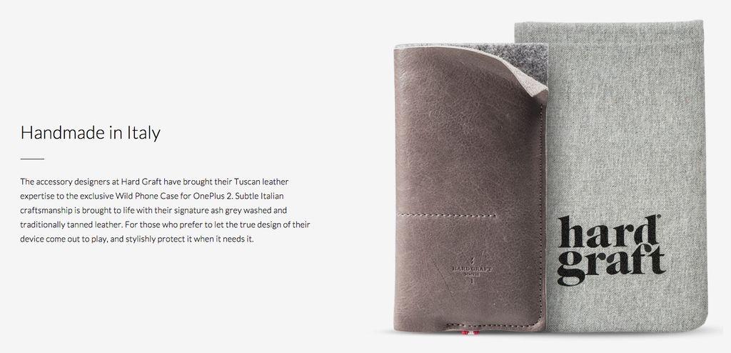 funda de lujo OnePlus 2