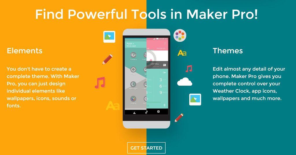 HTC Theme Maker