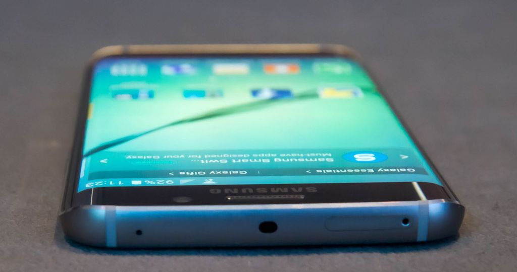 clon del Galaxy S6 Edge