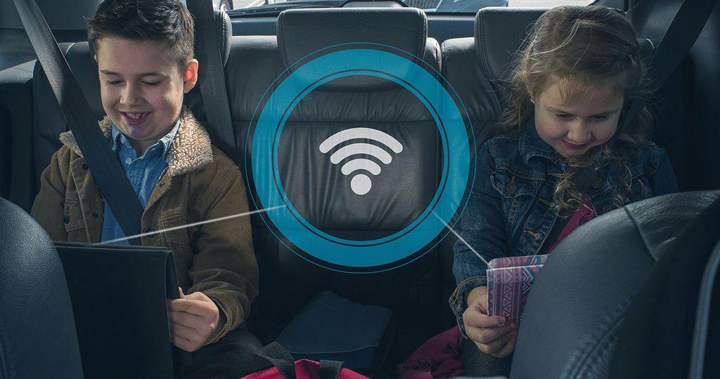 Crear punto de acceso WiFi en tu coche