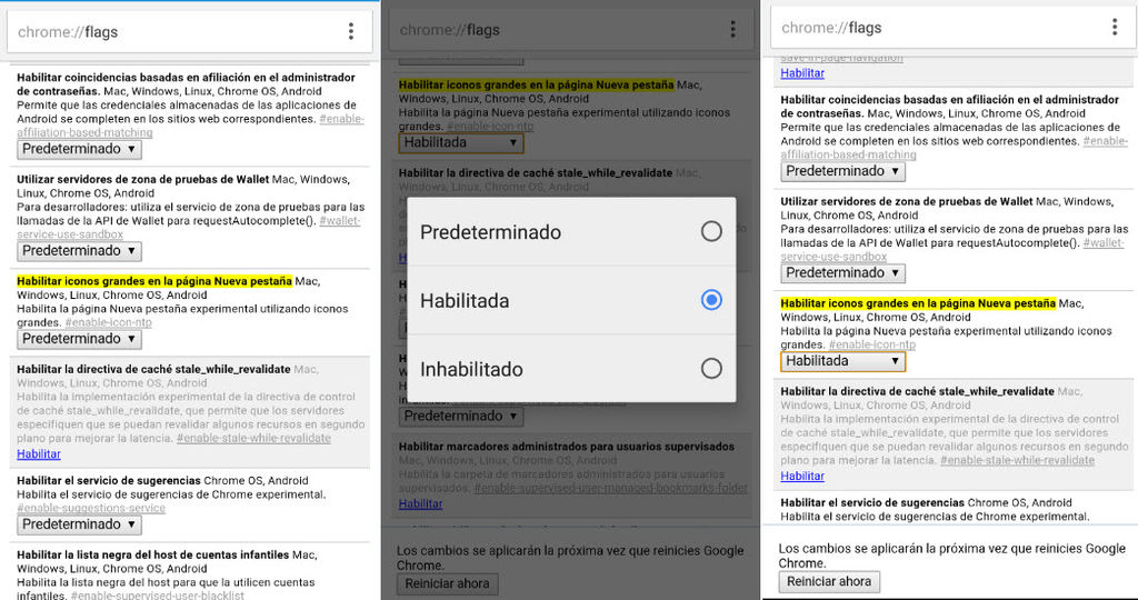 iconos pagina inicio chrome1
