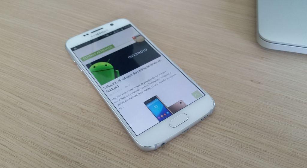 Galaxy S6 en AndroidPhoria