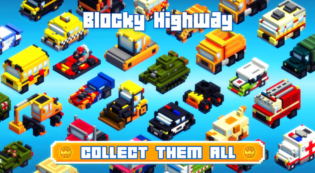 descargar blocky highway1