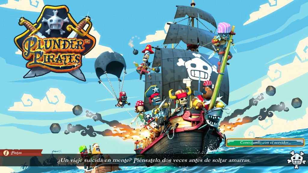 Plunder Pirates para Android