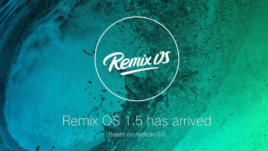 Remix OS 1.5