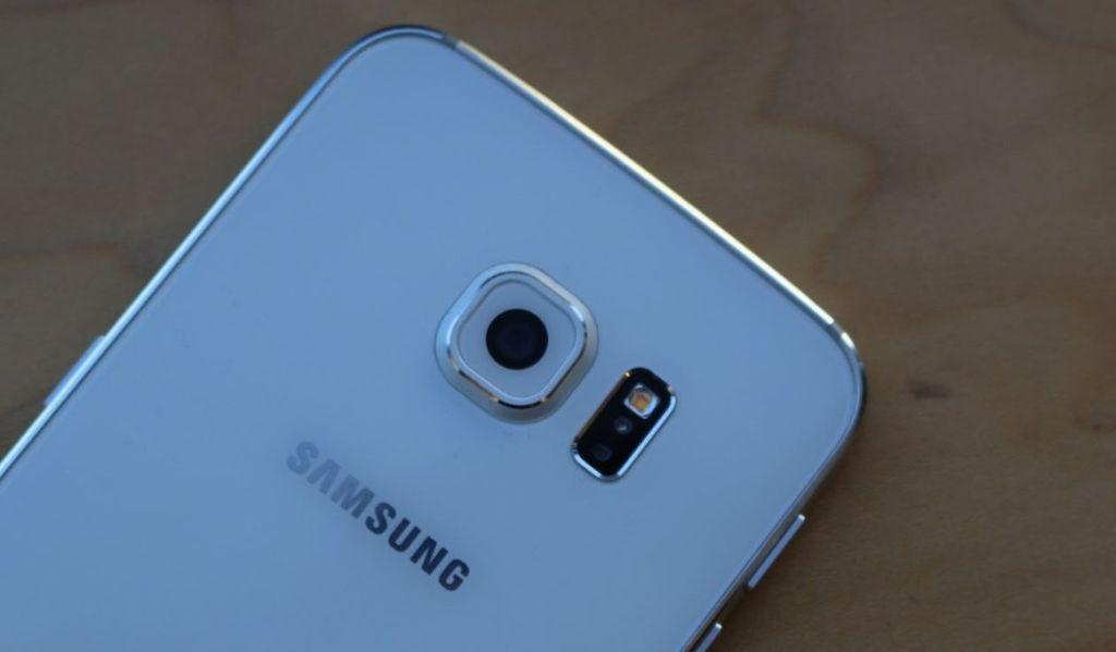 Samsung Galaxy S6 camara