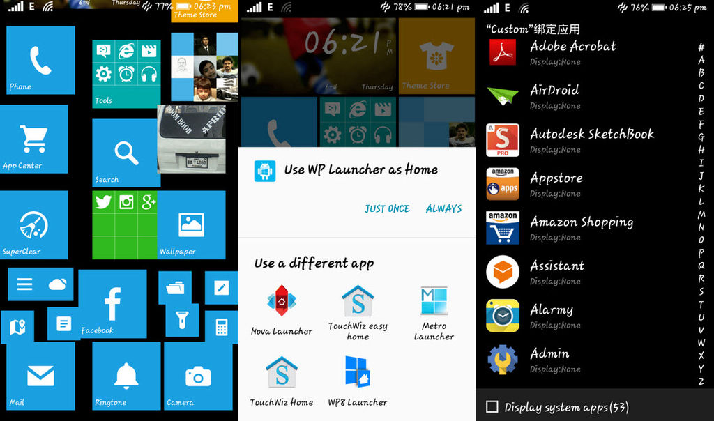 launcher windows 8 para android1