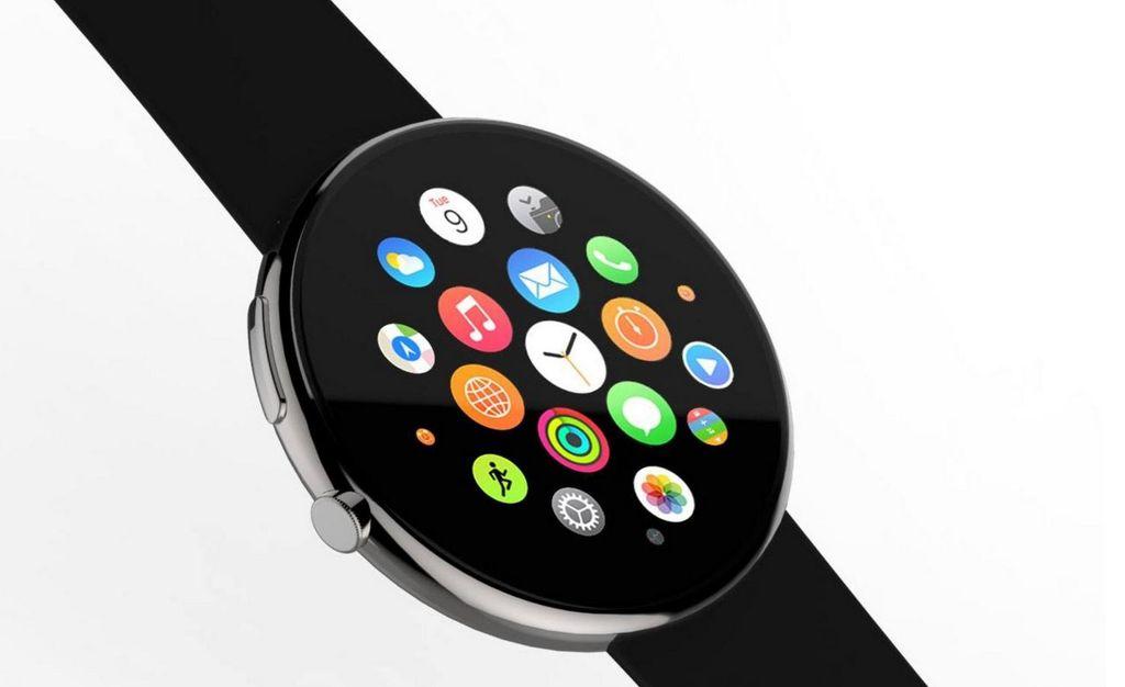 Xiaomi Watch Concepto