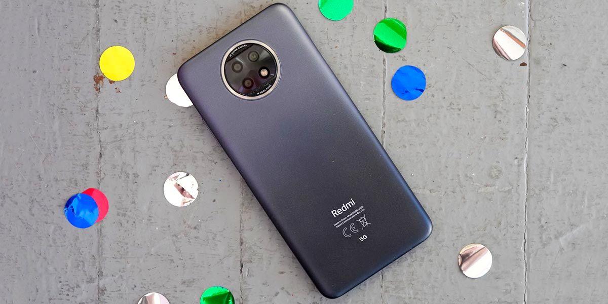 Redmi Note 9T en oferta por menos de 180 euros