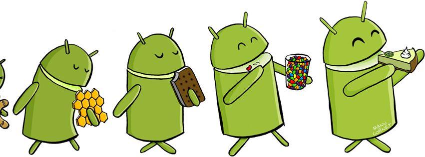 cosas que puedes hacer con Android y no con iOS