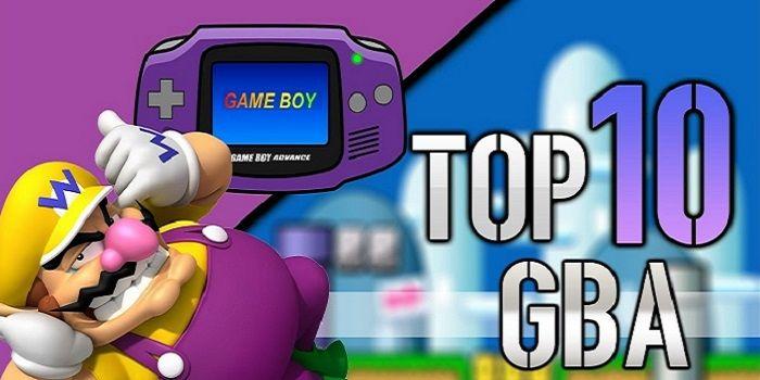 10 mejores juegos de GBA