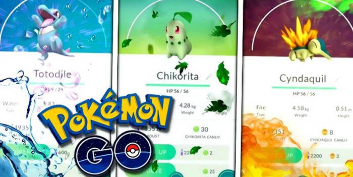 100-nuevos-pokemon-go
