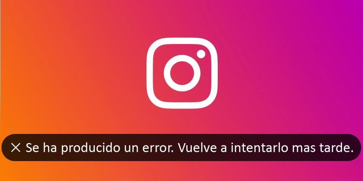 Instagram vuelve más tarde