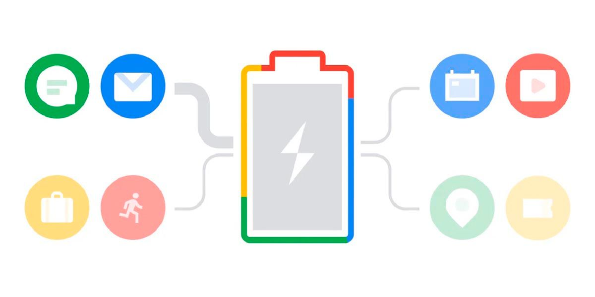 configurar bateria adaptable Android