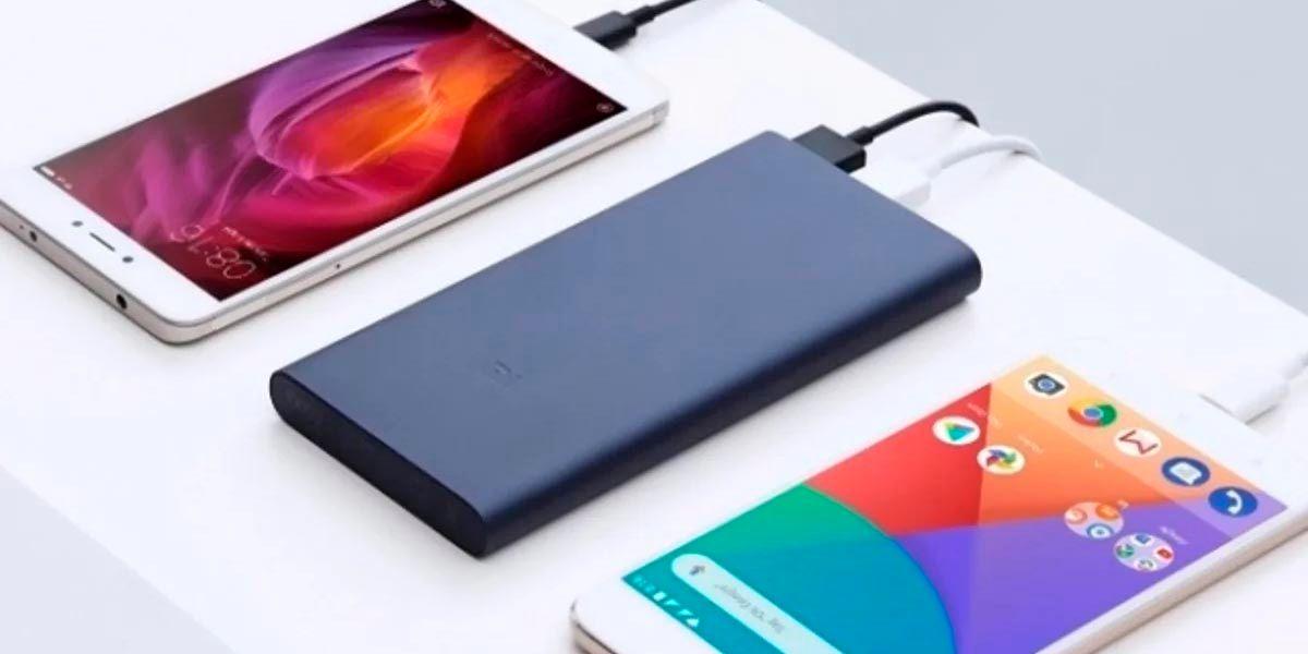powerbank android bateria