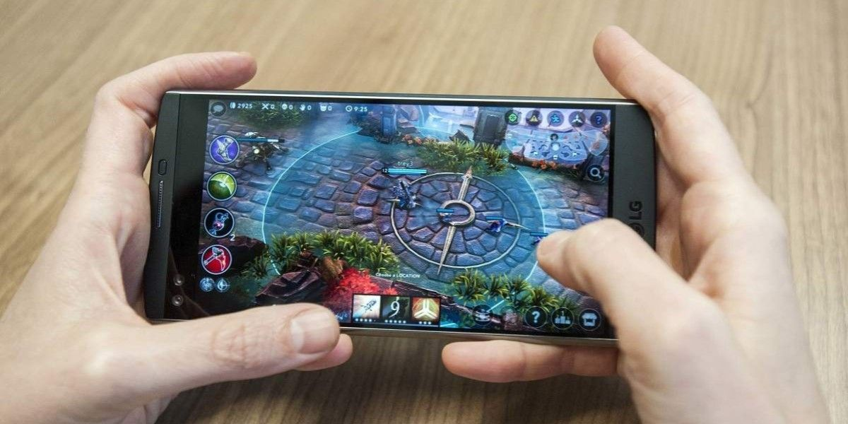 3 Moba Android