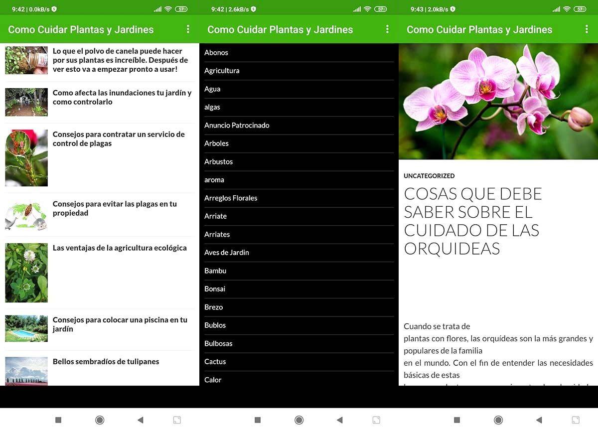 3 app cuidar plantas