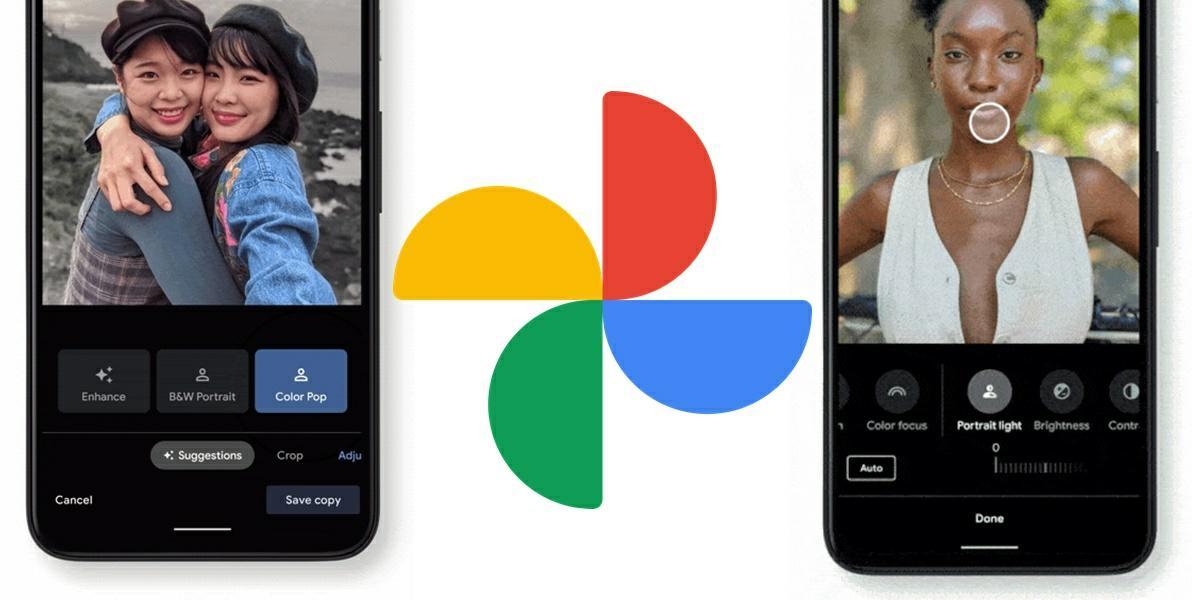 3 opciones exprimir google fotos
