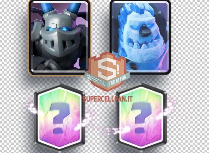 4 nuevas cartas Clash Royale septiembre 2016