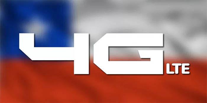 4G LTE Chile