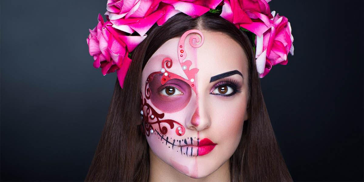 5 aplicaciones perfectas para cambiar tu cara este Halloween