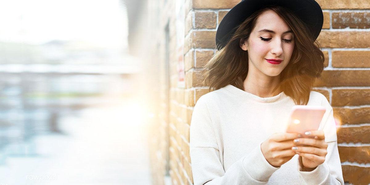 aplicaciones de móvil para chicas