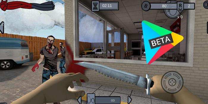 5 juegos acceso beta play store