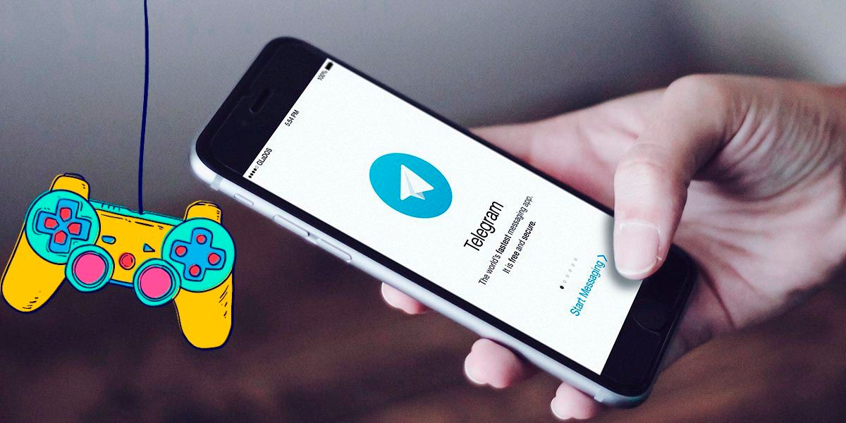 5 juegos mas divertidos de Telegram