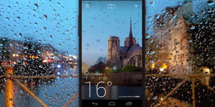 5 mejores aplicaciones para conocer el clima