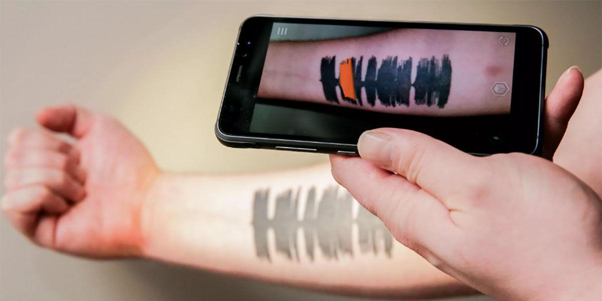 5 mejores apps para disenar tatuajes