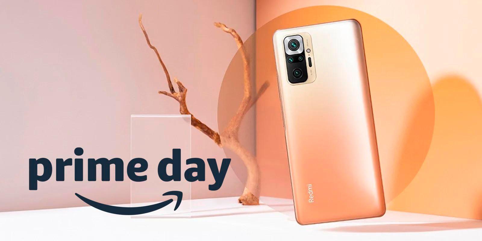 5 moviles en oferta Prime Day 2021 Amazon