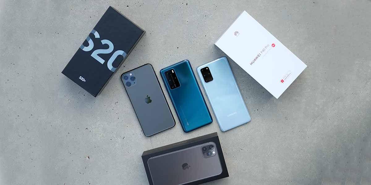 5 razones para comprarte un smartphone caro de gama alta