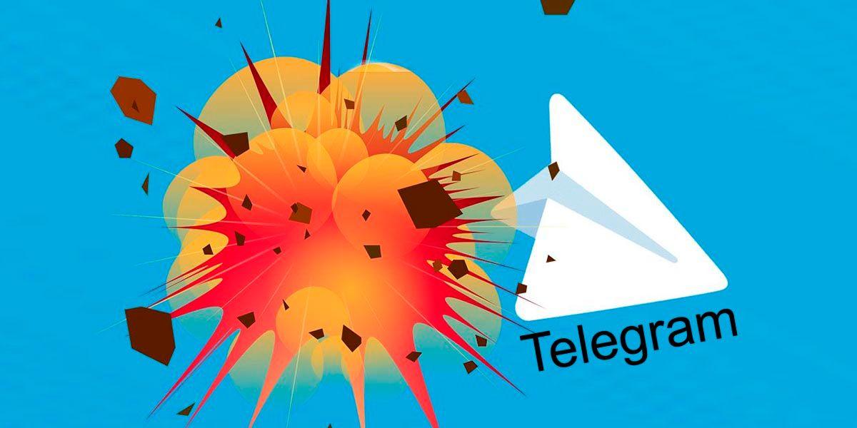 5 soluciones si Telegram esta caido
