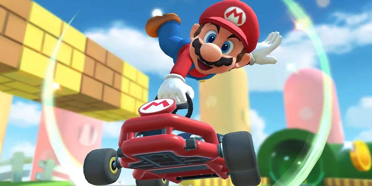 5 trucos para ser el más rápido en Mario Kart Tour