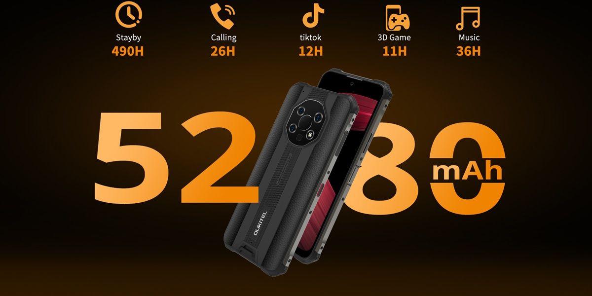 5280 mah oukitel wp13