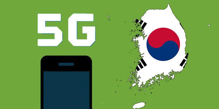 5g corea del sur