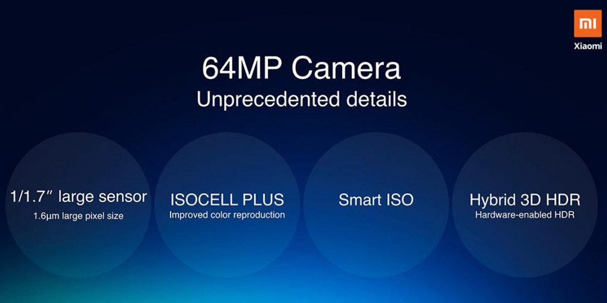 64 mp samsung caracteristicas