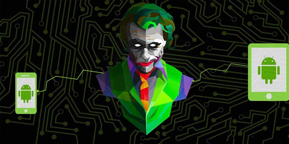 8 apps de Android con virus Joker