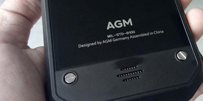 AGM X2 MIL-STD-810G