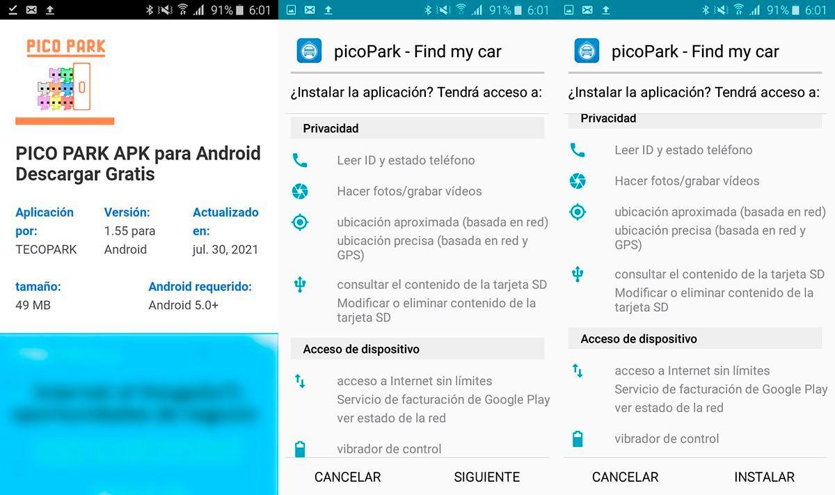 APK de PICO PARK Android