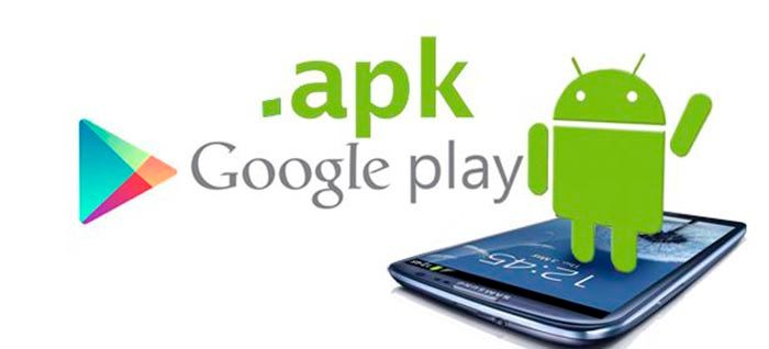 APKs Google Play Android