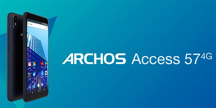 ARCHOS Access 57 con Android Go