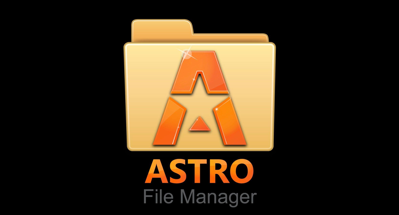 ASTRO Administrador de archivos para Android