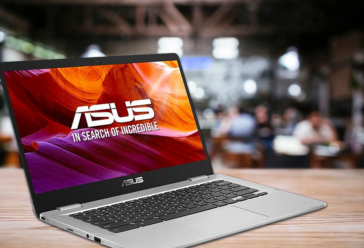 ASUS Chromebook Z1400CN oferta Prime Day 2021