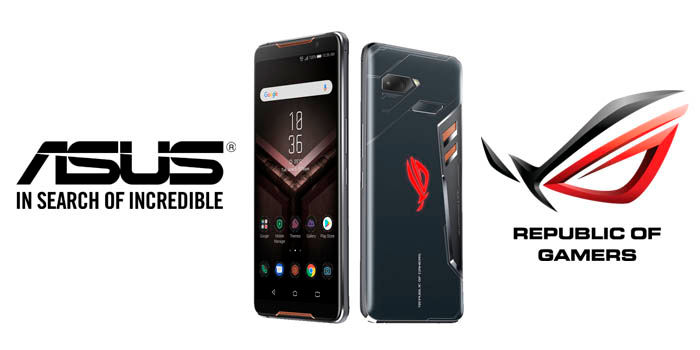 ASUS ROG Phone caracteristicas precio