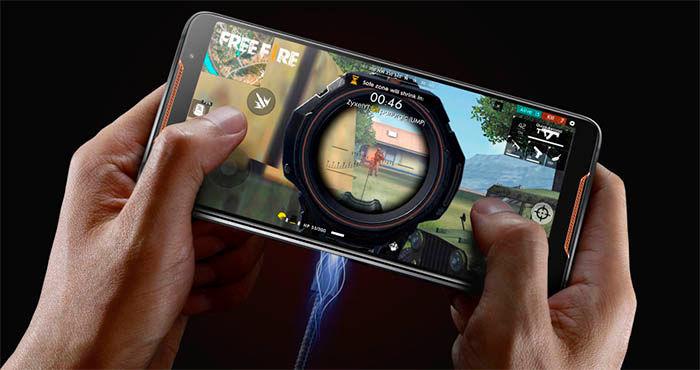 ASUS ROG Phone pantalla