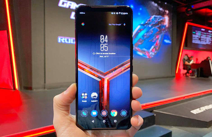 ASUS Rog Phone 2 hardware p