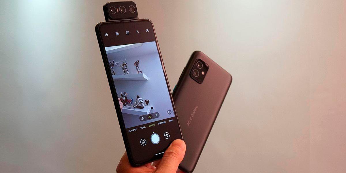 ASUS ZenFone 8 y ZenFone 8 Flip caracteristicas y precio