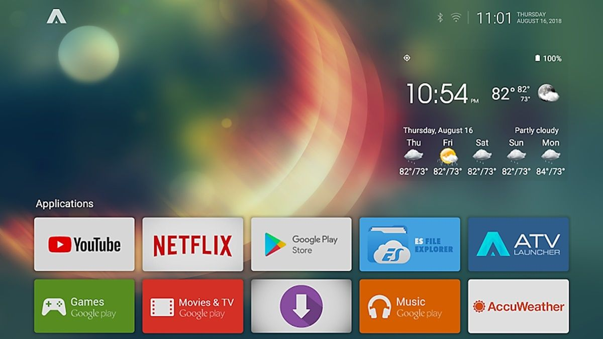 ATV Launcher para Android TV